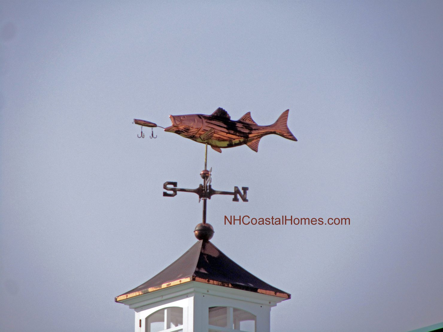 Portsmouth nh weathervanes new hampshire and maine real for Fish market portsmouth nh